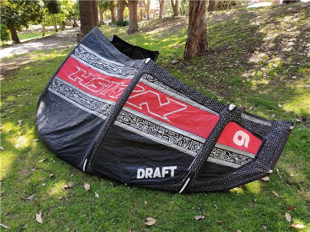 2013 Naish Draft