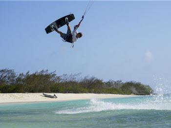 Louka Pitot Joins The Naish Kiteboarding Team - Kitesurfing News