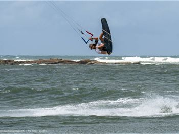 Naish Takes Victory at the Australian Freestyle National - Kitesurfing News