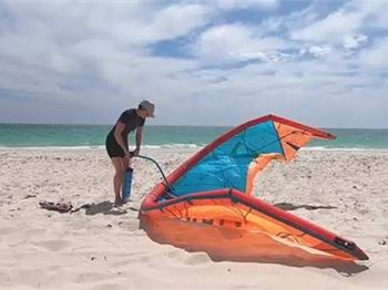 KiteBud is hiring a part-time instructor - Kitesurfing News