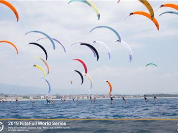 Kitefoil World Series - day 2 - Kitesurfing News