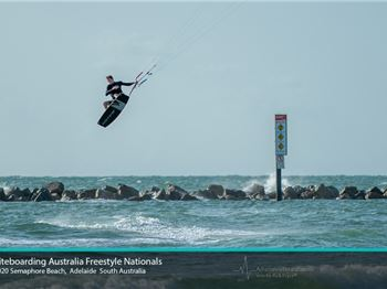 Kiteboarding Australia Freestyle Nationals Kick Off